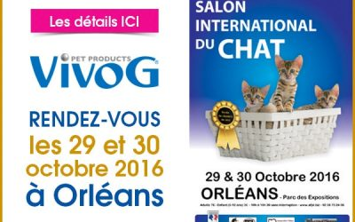 Vivog le sp cialiste du toilettage et de l 39 levage de for Salon du chat et du chien toulouse